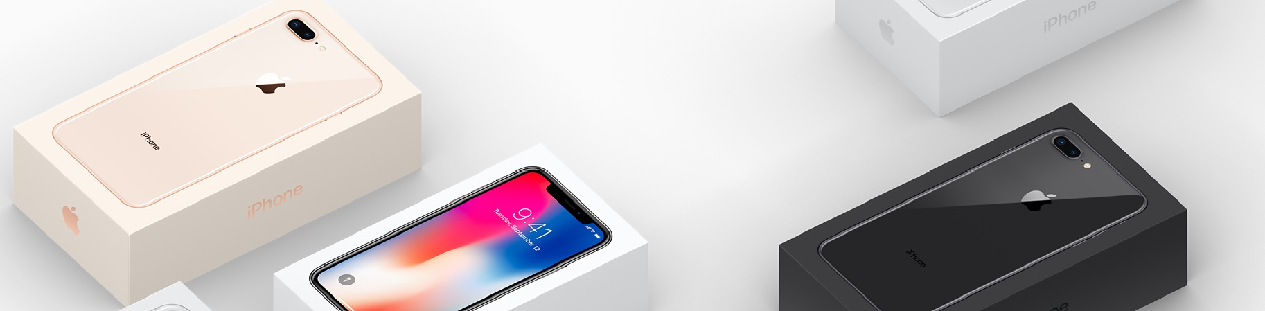 iphones cajas