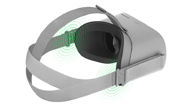 oculus go sensor