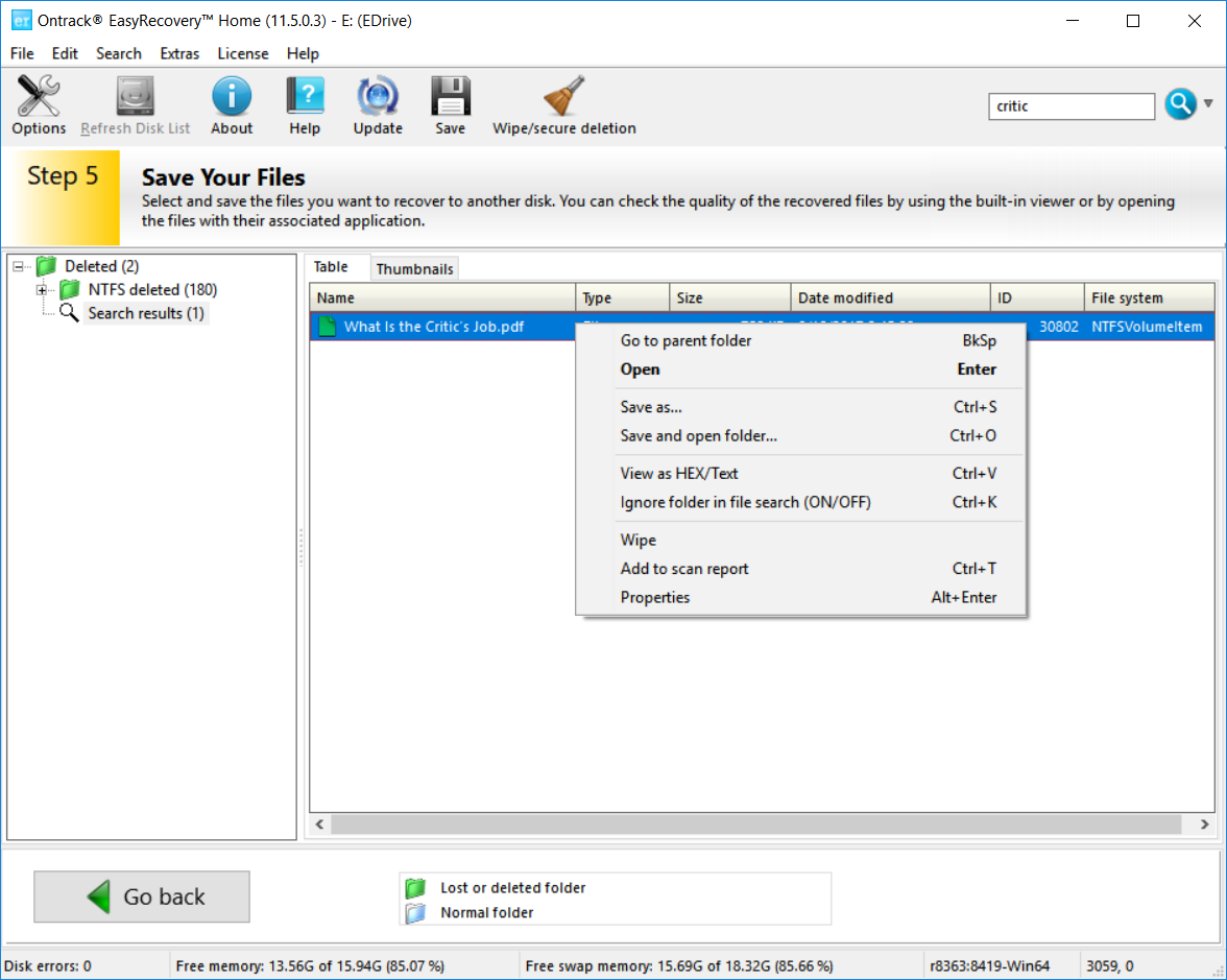 ontrack-easyrecovery-found-files