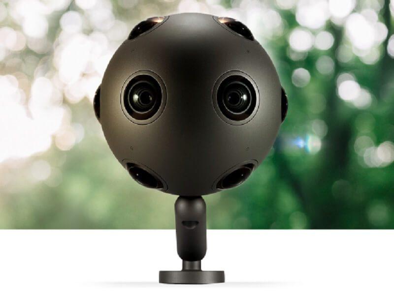 Ozo VR Camera, con precio de salida de 60.000 dólares americanos, pasó a costar 25.000