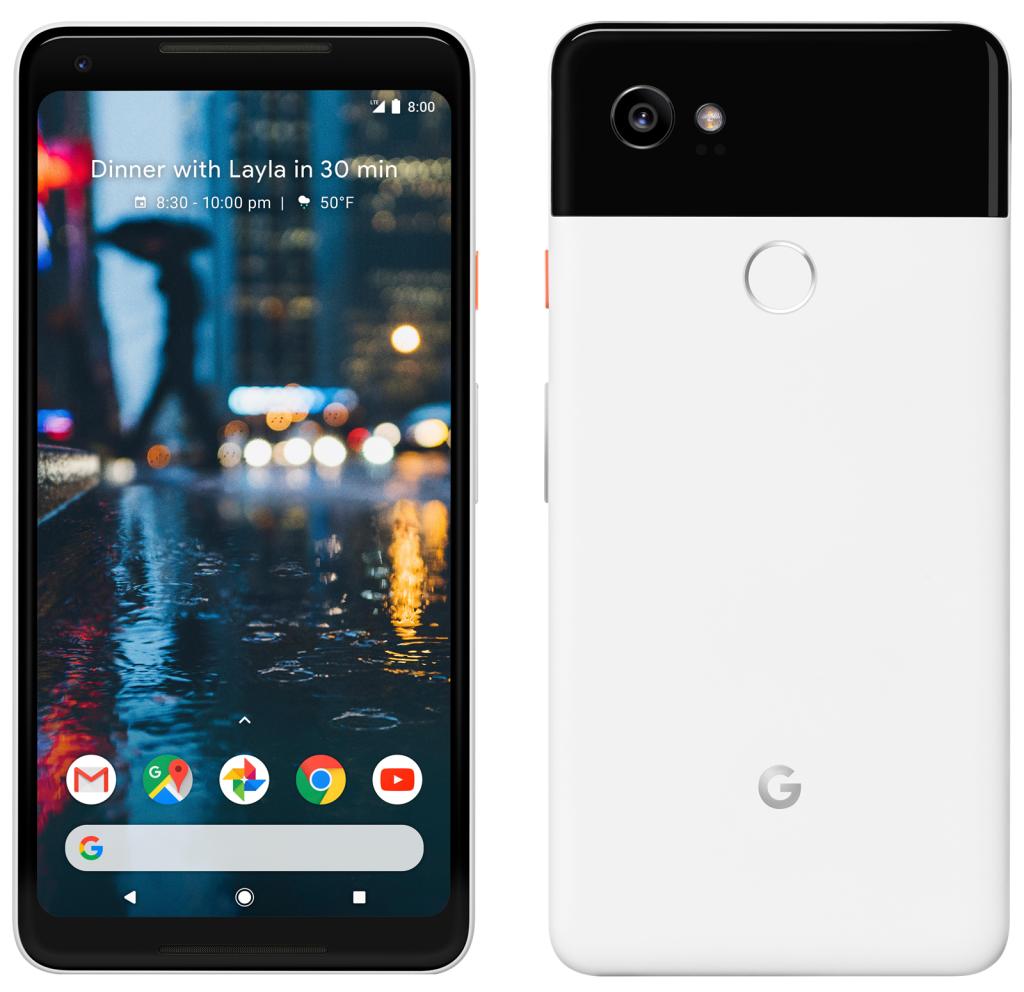 Los nuevos Google Pixel 2 están cada vez más cerca