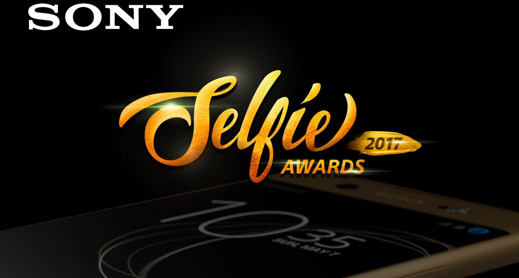 sony selfie awards
