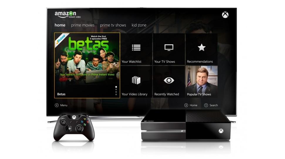 Xbox One ya cuenta con la aplicación de Amazon Prime Video