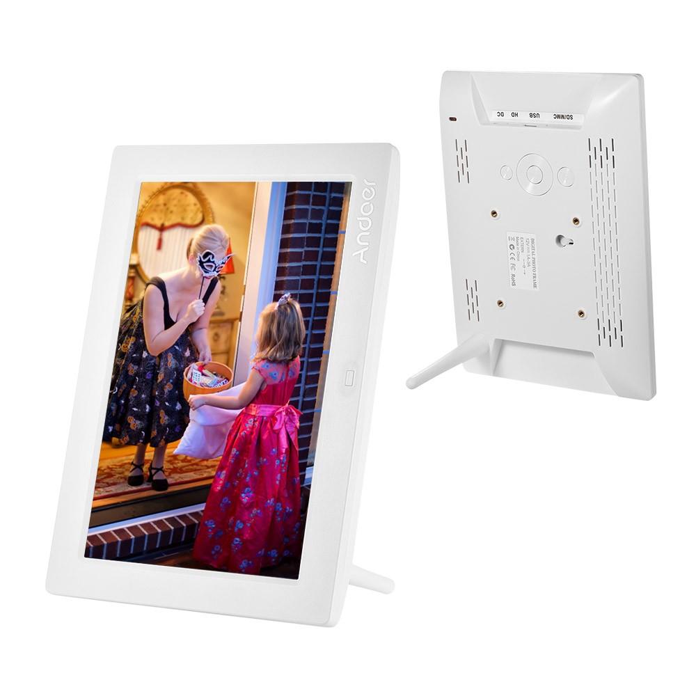 Andoer 10inch, un marco de fotos digitales por $1,250 pesos | PoderPDA