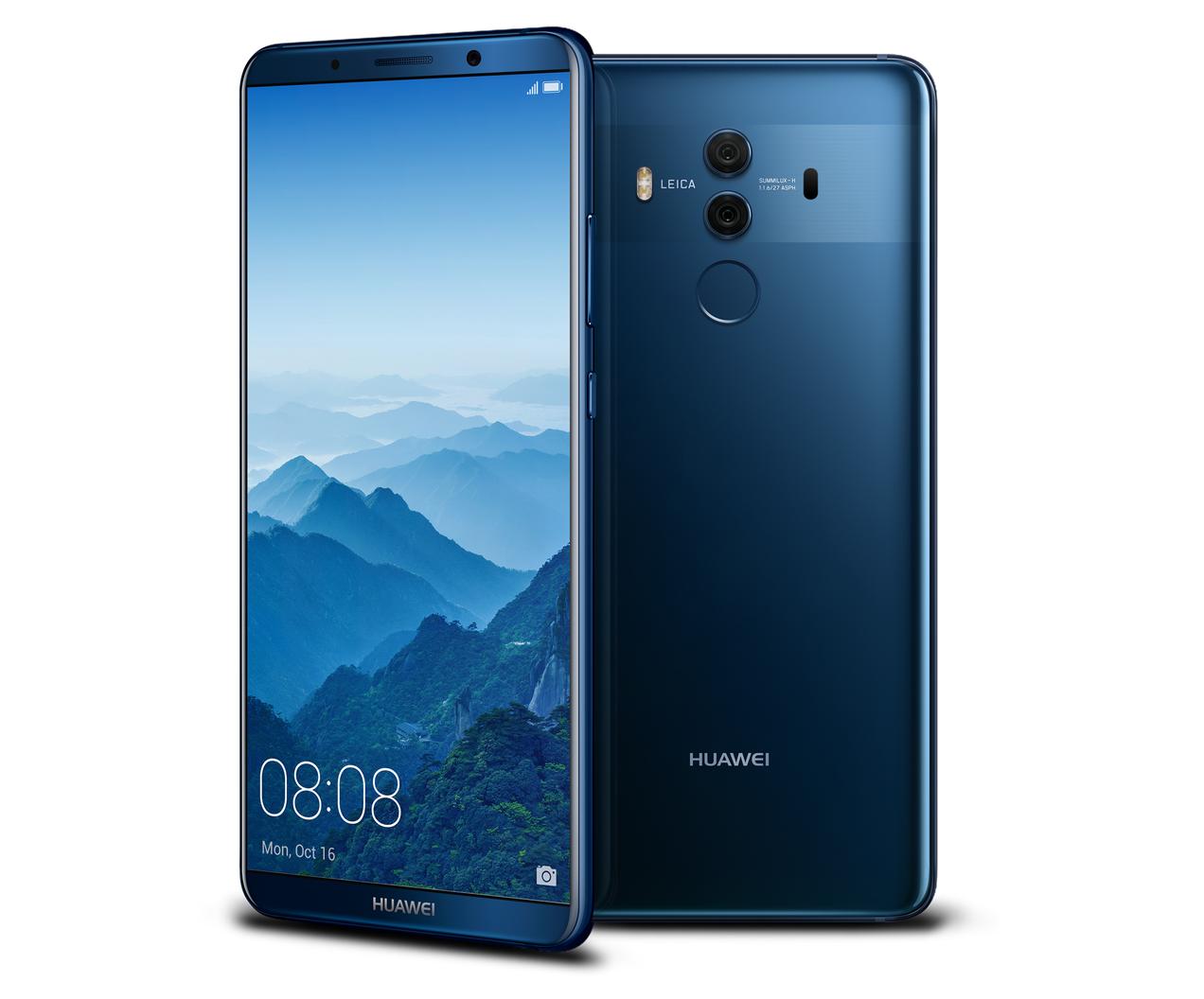 Huawei-Mate-10-Pro-diseño