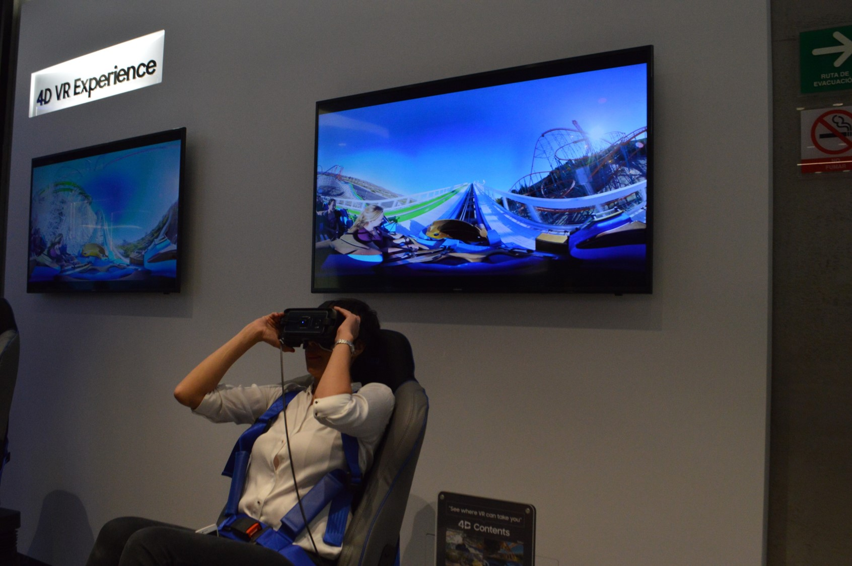 Samsung Experience Store 4d
