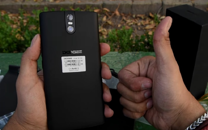 doogee bl7000 pasion movil