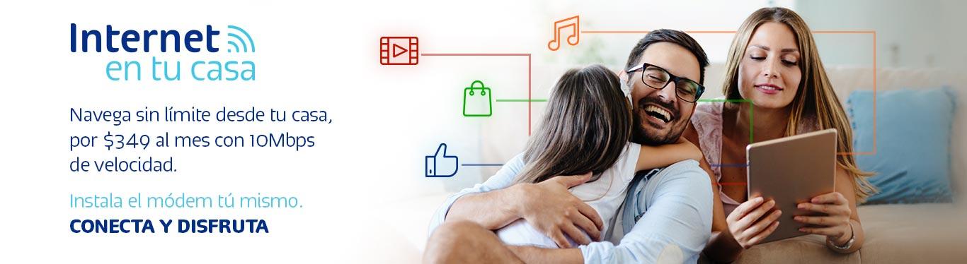 Telcel internet en tu casa ofrece 4g lte ilimitado desde 199 pesos poderpda - Internet en casa de vodafone ...