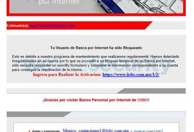 Hsbc Usado Para Estafas Por Medio De Email Poderpda