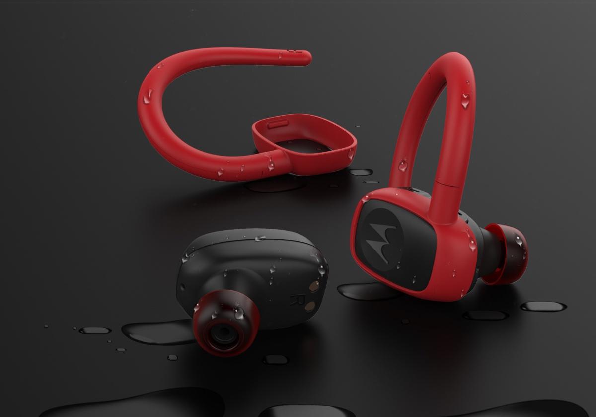 Motorola Stream Unos Auriculares Bluetooth Deportivos