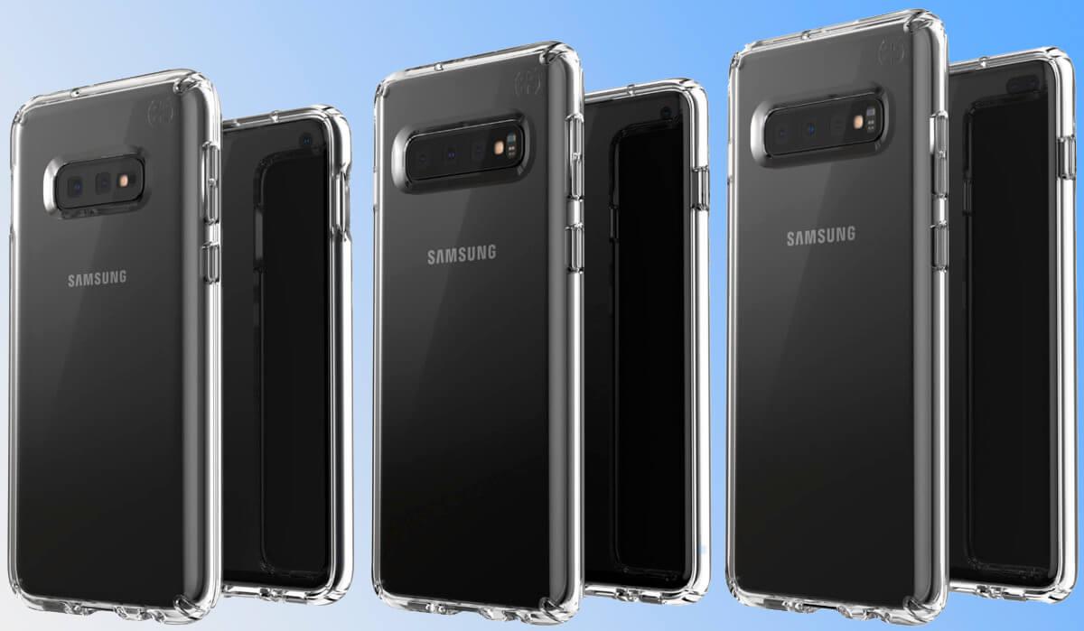 Los tres Samsung Galaxy S10 tendrán lector de huellas en pantalla