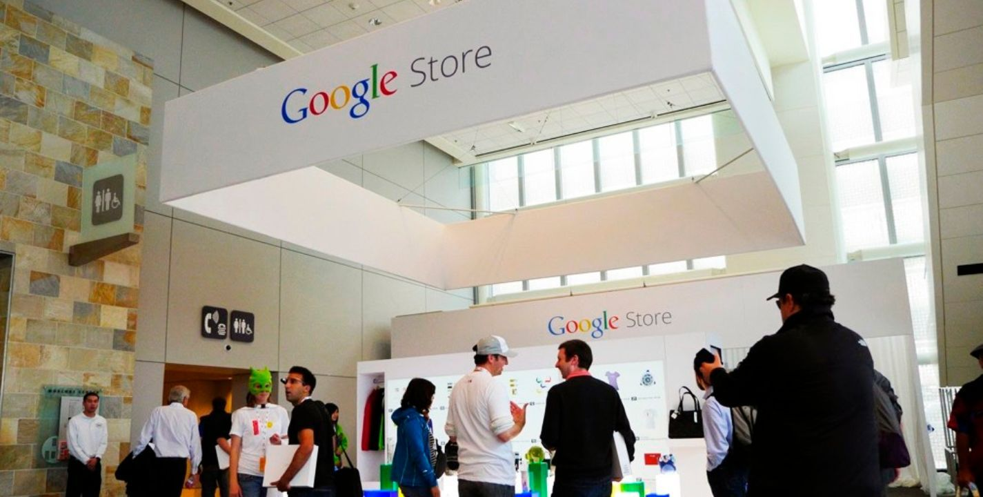 Google podría abrir una tienda física