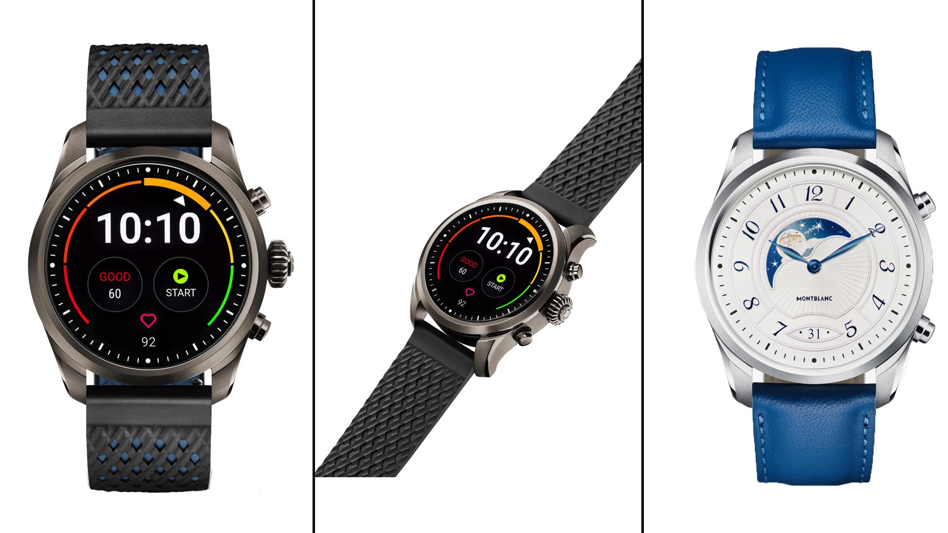 4d686039a4ee Summit 2 es el primer reloj inteligente de lujo que presenta un procesador  Snapdragon Wear 3100 de Qualcomm para ofrecer un rendimiento mejorado