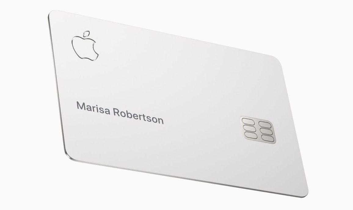 Apple lanza su propia tarjeta de crédito