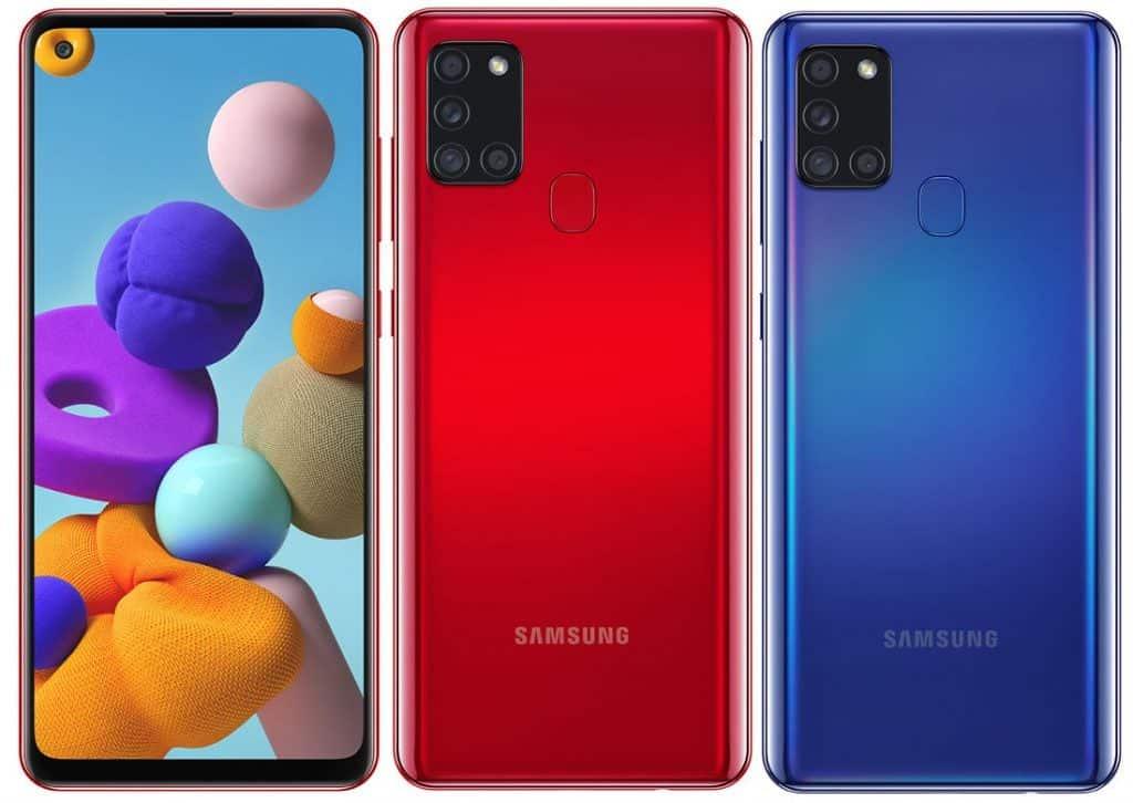 Samsung Lanza El Galaxy A21s Con Bateria De 5000 Mah Trucos Apple