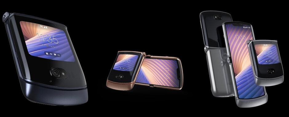 Motorola RAZR 5G es oficial en USA | PasionMovil